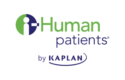 i-Human Patients by Kaplan