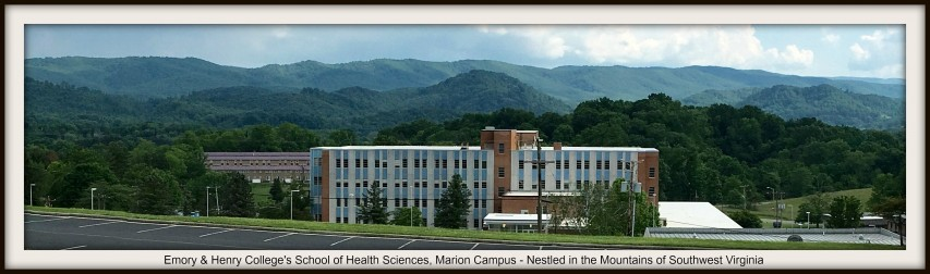 EHC School of Health Sciences Mountain View - Framed