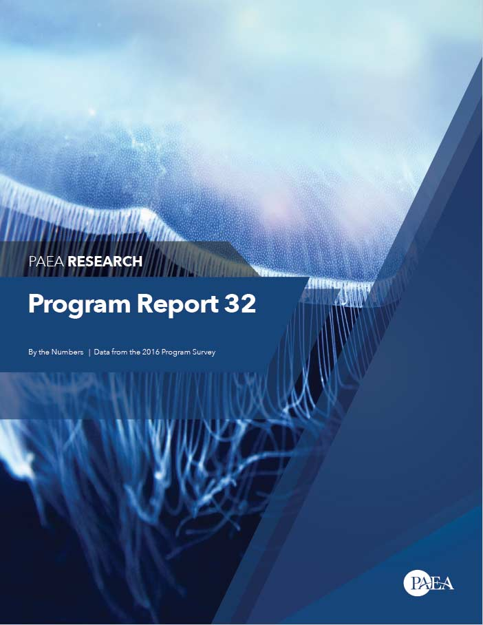 Program Report 32 Cover